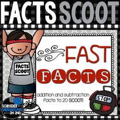 FAST FACT SCOOT Freebie!