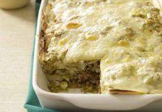 Enchilada Suiza Mexican Lasagna - RachaelRay.com