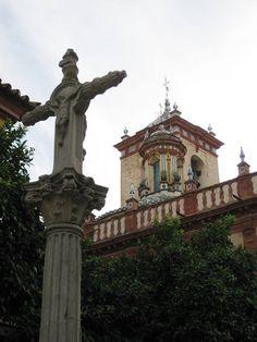 Cruz de San Vicente. Sevilla