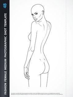 Fashion Illustration Body