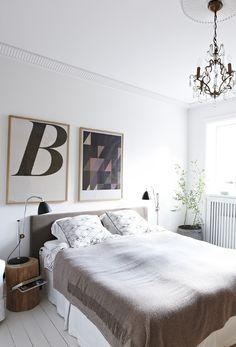 13 nordiske soveværelser | Mad & Bolig