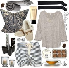 """relaxing"" by prettygirlfromdc ❤ liked on Polyvore"