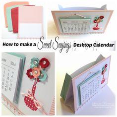 SweetSayings -Tischkalender