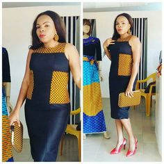 African Fashion Is Hot Ankara Dress Styles, Kente Styles, African Print Dresses, African Dresses For Women, African Print Fashion, African Attire, African Wear, African Women, Look Fashion