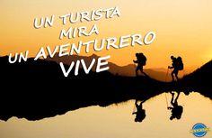 Buen fin de semana aventureros! #DeAventura