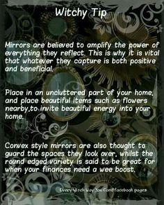 Magick Mirror Tip