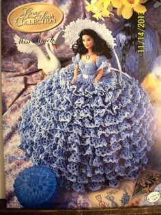 Gems of the South Collection - 7903 - Miss March - PATTERN Only