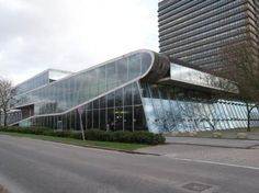Rem Koolhaas Architect _ Campus Center for the University of Utrecht