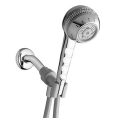 Waterpik Original Shower Massage Chrome Handheld Shower at Lowe's. The hand held PowerSpray+™ Original Shower Massage® shower head delivers a high-performance showering experience with six uniquely refreshing Shower Hose, Shower Arm, Hand Held Shower, Rain Shower, Shower Faucet, Best Handheld Shower Head, Massage Shower Head, Media Shower, Shower Head Reviews