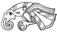 Viking Sea Dragon in embroidery - Google Search
