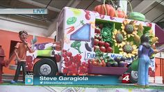 Student float unveiled for America's Thanksgiving Day Parade | America's Thanksgiving Parade  - Home