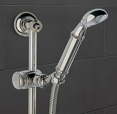 Asbury Handheld Shower, Restoration Hardware