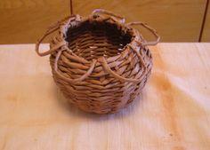 Postup na pletenie sliepky 6 - na upletený vršek přilepíme obloučky