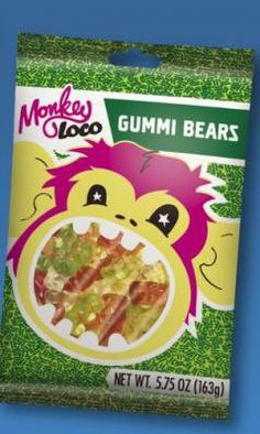 #Stripes Stores: #Free #Bag of #MonkeyLocos #Candies With #Coupon- #Printable