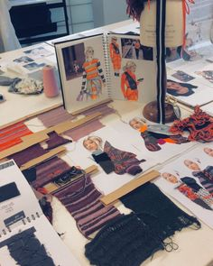 "#fashionstudent #collage…"" #tagyourtalent #fashiondesign #presentation #womenswear #instagram #artefact #maughan #fashion #student #sophie #knit #raid #onSophie Maughan Fashion on Instagram: ""Artefact presentation: RAID. . . ."