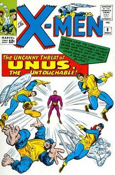 X-Men (1st series) # 8