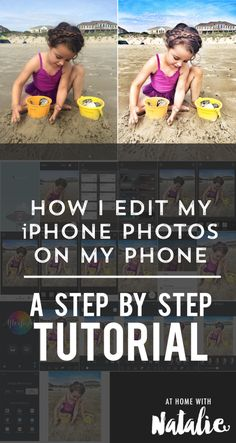 How I edit my iPhone Photos on my phone- A Step by Step TUTORIAL (At Home With Natalie) - Picmonkey - Edit your social media post online with PicMonkey. - How I edit my iPhone Photos on my phone- A Step by Step TUTORIAL Photography Lessons, Photography Editing, Iphone Photography, Mobile Photography, Photography Tutorials, Photo Editing, Image Editing, Photography Projects, Learn Photography