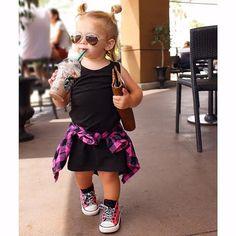 Black Maxi Dress Tank Maxi Dress Kids Maxi by LittleFootClothingCo