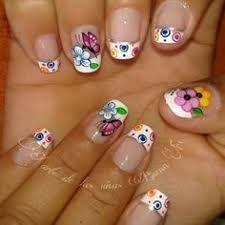 Imagen relacionada Cute Nail Art, Cute Nails, Pretty Nails, Creative Nails, Pedicure, Hair And Nails, Girl Hairstyles, Finger, Nail Designs