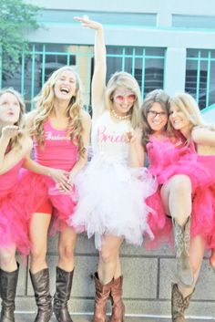 bachelorette party outfit themes - Google Search