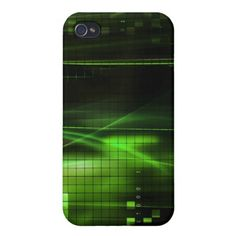 Green Tech iPhone 4/4S Cases
