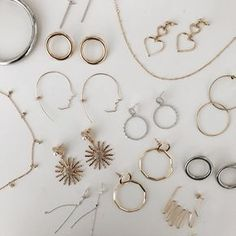 The Right Way To Care For Your Beautiful Jewelry Bijoux Design, Schmuck Design, Jewelry Design, Cute Jewelry, Jewelry Accessories, Fashion Accessories, Women Jewelry, Cheap Jewelry, Fashion Necklace