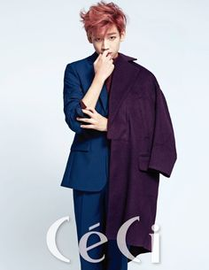"""BamBam starred in """"Between A Boy and Man"""" for the November issue of Ceci. During the interview, BamBam talked about his band's latest hit single """"If You Do. Got7 Bambam, Bambam Dab, Jaebum Got7, Got7 Jinyoung, Girls Girls Girls, Mark Jackson, Jackson Wang, Got7 Jackson, Bambam Birthday"""