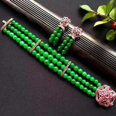 @margueritecaicai.   #jewelry #jewellry #jadeite #jade #gem