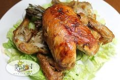 Lechon Manok Recipe an all-time Filipino favorite. This is the best Litson Manok or Lechon Manok Recipe, try this Filipino Recipes Portal version and we assure you that you will love it.