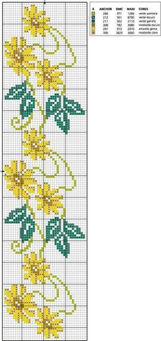 This Pin was discovered by Öze Cross Stitch Geometric, Cross Stitch Love, Cross Stitch Borders, Cross Stitch Flowers, Cross Stitch Designs, Cross Stitching, Cross Stitch Embroidery, Cross Stitch Patterns, Blackwork Patterns