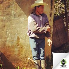 Elisio, a member of the #MajomutFairTradeCooperative in Chiapas, Mexico, takes a rest after a long day of harvesting #Coffee. Share this to remind your friends that there are hard-working people behind every cup of coffee they drink! #FairTrade