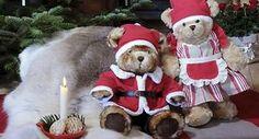 Kreative ideer   Sy juletøj til Build-a-bear