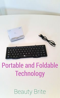 Portable and Foldable Technology