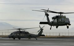 Amid Budget Cuts US Army Forced to Borrow British Helicopters