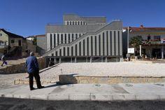 Narona Archaeological Museum - RADIONICA ARHITEKTURE