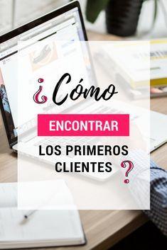¿Dónde busco mis clientes? ¿Cómo encontrar los primeros clientes? Marketing Tips | Etsy Tips | #etsy #etsyseller #marketing #emprendedores #smallbusiness