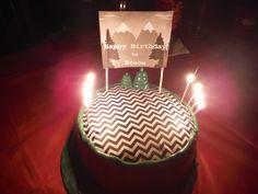 Twin Peaks Theme, David Lynch Twin Peaks, Birthday Party Themes, Birthday Cakes, Halloween Party, Halloween Ideas, Happy Birthday Me, Cute Food, Birthdays