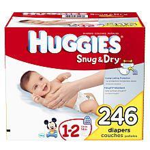 Size 2 Jumbo Huggies Snug & Dry Diapers 2 Packs 38ct