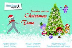 Christmas Time 2016 - Helen Doron English