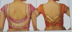 Pattu Saree Blouse Designs, Blouse Designs Silk, Choli Designs, Designer Blouse Patterns, Blouse Back Neck Designs, Dress Patterns, Patch Work Blouse Designs, Simple Blouse Designs, Traditional Blouse Designs