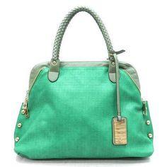 Cute mint bag