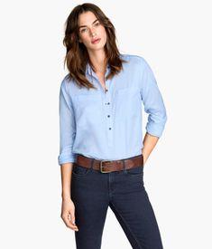H&M コットンシャツ ¥ 2,490