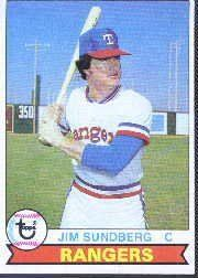 1979 Topps #120 Jim Sundberg - VG-EX by Topps. $0.39. 1979 Topps Co. trading card in very good/excellent condition, authenticated by Seller
