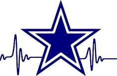 HEARTBEAT Star Cowboys Dallas Decal inches tall -- More info could be found at the image url. (This is an affiliate link) Dallas Cowboys Crafts, Dallas Cowboys Posters, Dallas Cowboys Wallpaper, Dallas Cowboys Pictures, Dallas Cowboys Shirts, Dallas Cowboys Football, Dallas Cowboys Tattoo Ideas, Pittsburgh Steelers, Cowboys Memes