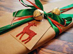 christmas gift tags christmas tags reindeer gift by oscarandollie, $8.50