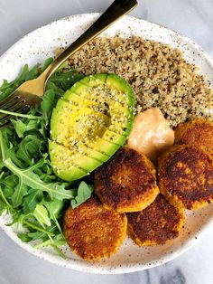 Chickpea-less Sweet Potato Falafels made with grain-free and gluten-free ingredients for an easy and delicious vegan-friendly recipe. Healthy Recipes, Whole Food Recipes, Vegetarian Recipes, Healthy Eats, Alkaline Recipes, Vegetarian Options, Vegan Meals, Healthy Desserts, Healthy Life