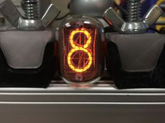 Picture of How to Control a Nixie Tube with an Arduino
