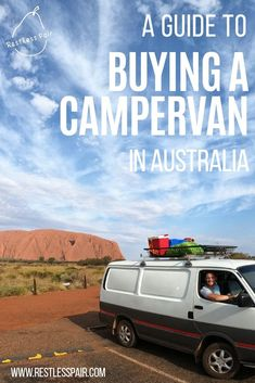 Everything you need to know to buy a campervan in Australia. Including the hidden costs and what we paid in total! van life hacks life food hacks life hacks cleanses life hacks ideas life hacks mini life hacks road trips life hacks tips Visit Australia, Australia Travel, Campervan Australia, Travel Tips, Travel Destinations, Travel Hacks, Travel Advice, Budget Travel, Travel Guides