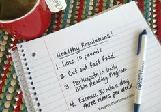 How to Make SMART Resolutions – the key to making healthy living resolutions that you can actually keep is being sure your goals are SMART!