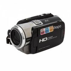 "3.0  Video Camcorder  This camcorder consist of a CMOS imaging sensor, auto sensor sensitivity, Fixed lens, Wide: F / 2.8, f = 5.8mm lens, 3.0"" TFT LCD display and a 16MP Max Resolution."
